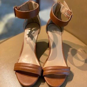 New York & Company Brown Wedges!